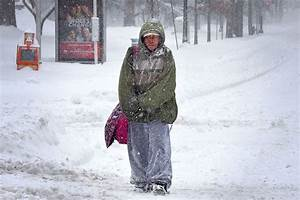 When Temperatures Drop Below Freezing, What Happens to the ...