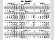 12 Month Calendar On One Page Online Calendar Templates