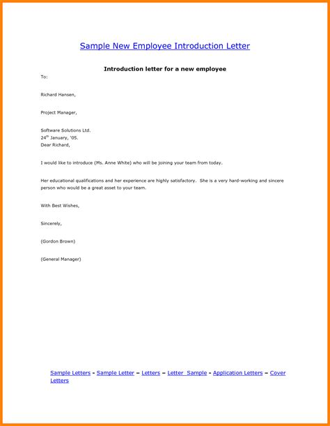 employee introduction letter charlotte clergy coalition
