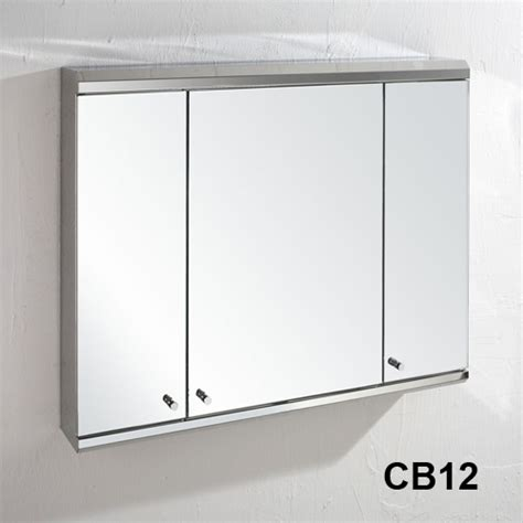 Corner Bathroom Cabinets Stainless Steel by Stainless Steel Bathroom Mirror Cabinet Corner And Wall
