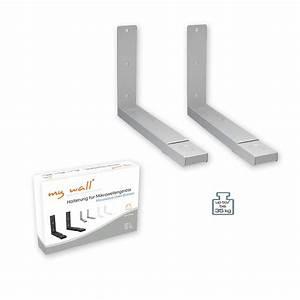 Halterung Für Mikrowelle : mikrowelle halterung bis 35 kg ausziehbar mikrowelle halter silber ~ Whattoseeinmadrid.com Haus und Dekorationen
