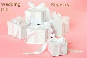 how to use a wedding gift registry iwedplanner With tips on registering for wedding gifts