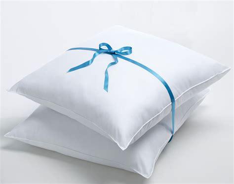 des oreillers oreillers dodo standards lot de 2 moelleux becquet