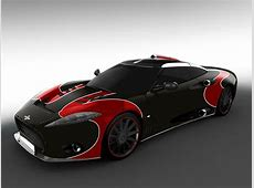 Spyker To End C8 Aileron Production With Three Limited