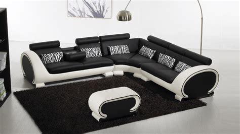 canape contemporain canapé d 39 angle cuir au design contemporain okyo mobilier moss