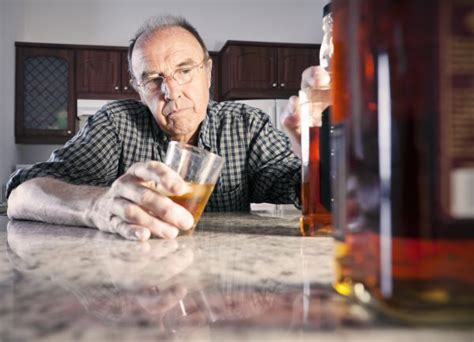 alcohol  drug abuse increases  middle aged