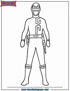 Green Power Ranger Coloring Page | H & M Coloring Pages