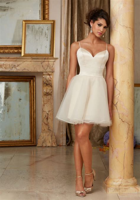 satin  tulle promparty dress style  morilee