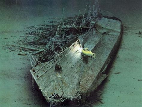 Britannic Sinking In Real Time by 5 Sunken Ships That Are More Interesting Than The Titanic