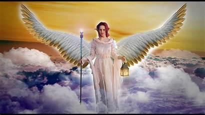 Angel Wallpapers Desktop Fantasy Cool Widescreen Heavenly