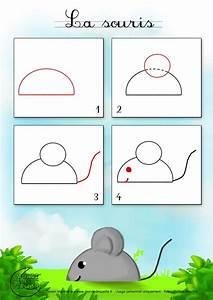 Les 25 Meilleures Idées Concernant souris Dessin Sur ...