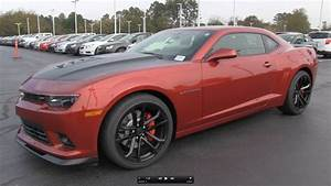 2014 Chevrolet Camaro Ss 1le Start Up  Exhaust  And In