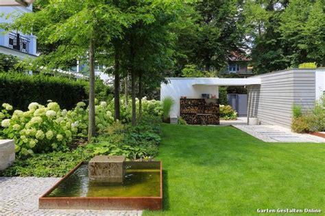 Garten Modern Gestaltetgarten Gestalten Online With