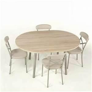 Table De Cuisine Ronde : table ronde 4 ~ Teatrodelosmanantiales.com Idées de Décoration