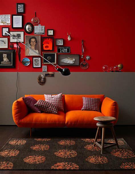 colores  combinar  rojo super guia  decorar