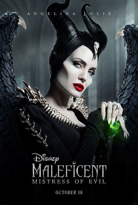 disney releases maleficent   poster teaser trailer