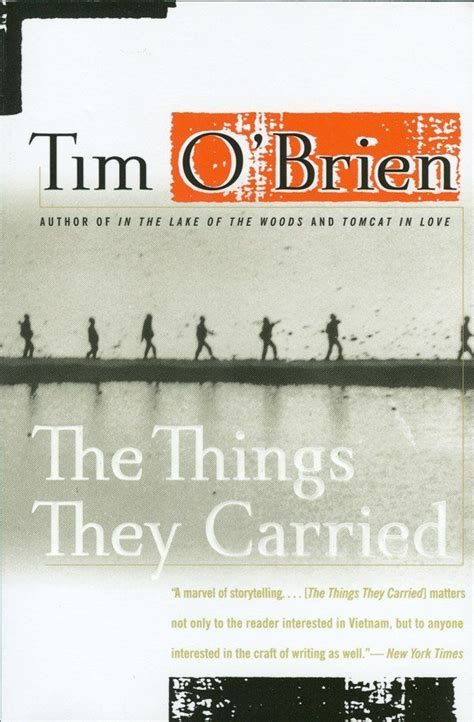 the things they carried barnes and noble the things they carried by tim o brien books i ve read