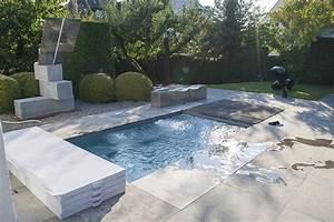 Kleiner Pool Für Terrasse : kleiner pool im garten pool f r kleine grundst cke haus und garten in 2019 pinterest ~ Orissabook.com Haus und Dekorationen