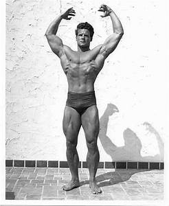 Steve Reeves : The Most Aesthetic Man In History