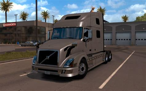 volvo vnl   ats mods american truck simulator mods