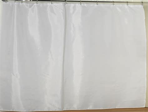 washable fabric shower curtain liners in bulk wide