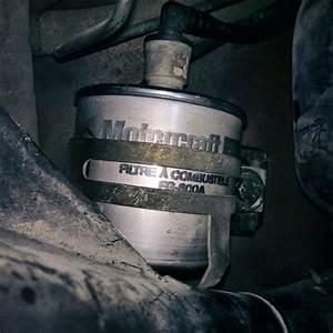 2010 Camry Fuel Filter Location