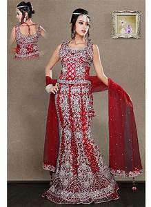 lengha choli sari indien tenue bollywood soiree et mariage With robe de mariée rouge avec bijoux indiens