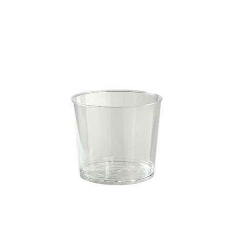 Bicchieri Bodega by Bicchiere Bodega Monouso Trasparente In Polistirene Cl 11