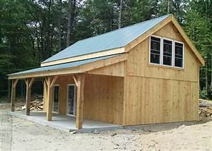 2 car garage kits two car garage plans With 20x40 shed