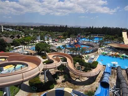 Cyprus Waterpark Fasouri Water Park Biggest Europe