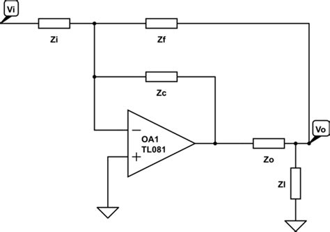 Operational Amplifier Solving Inverting Opamp With