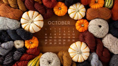 downloadable october calendar knitpicks staff