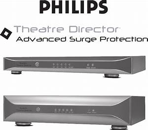 Philips Surge Protector Spp4200 User Guide