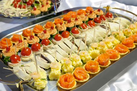 canapes ideas wedding canapes and canape gallery bigday catering