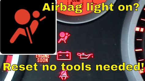 Airbag Light Blinking by Nissan Sentra Infinity Airbag Light Blinking How To D