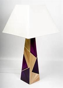 Abat Jour Paille : lampes en marqueterie de paille ~ Teatrodelosmanantiales.com Idées de Décoration