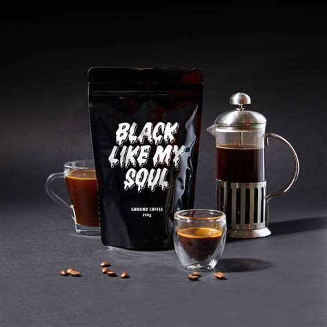 I get so damn excited every time i find it in the grocery store or. Black Like My Soul Coffee | Firebox.com | The Great ...
