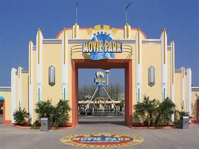 Germany Park Moviepark Movieland Tor Bottrop Duitsland