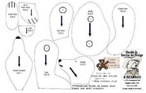 Free Memory Bear Pattern