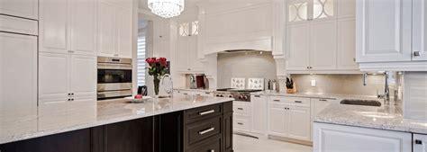 cuisine classique blanche armoires de cuisine classique montr 233 al et rive sud