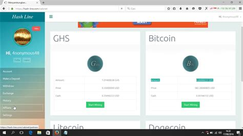 get free bitcoin with cloud mining quot free 1 ghs quot