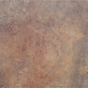 Stainmaster Groutable Vinyl Tile by Shop Stainmaster 1 Piece 18 In X 18 In Groutable Rust Peel