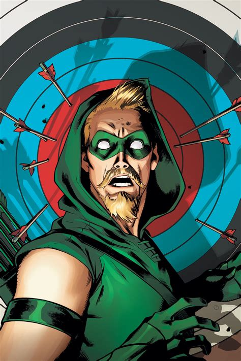 The Newest Rant Mehgreen Arrow #13
