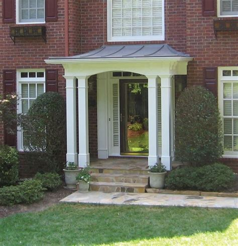 harmonious portico house plans 17 best images about front porch roof ideas on