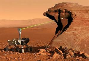 NASA's Latest Mars Rover Equipped With High-powered Lasers ...