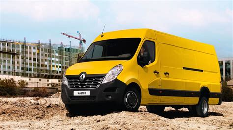 renault master 2015 renault master van revealed due here late this year