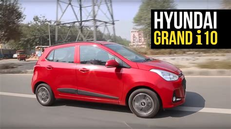 Review Hyundai Grand I10 by Hyundai Grand I10 Petrol Automatic Review