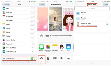 how to save pictures from iphone 3 methods to save photos to icloud drive imobie inc