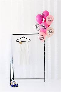 diy balloon wishes for bride to be bridal shower With wedding shower balloons
