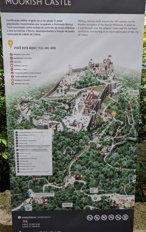 guided sintra day trip hiking  sintras palaces
